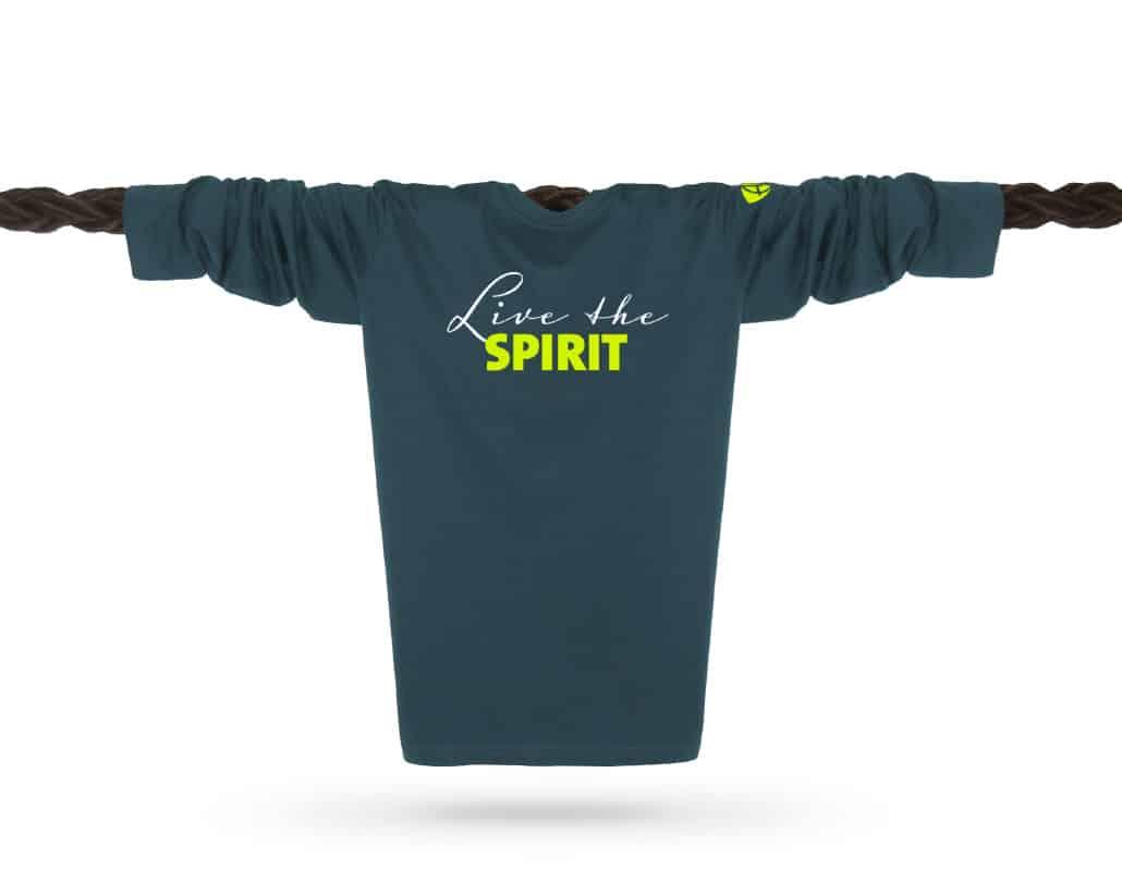 Ammersee Langarm-T-Shirt aus Bayern, Deutschland