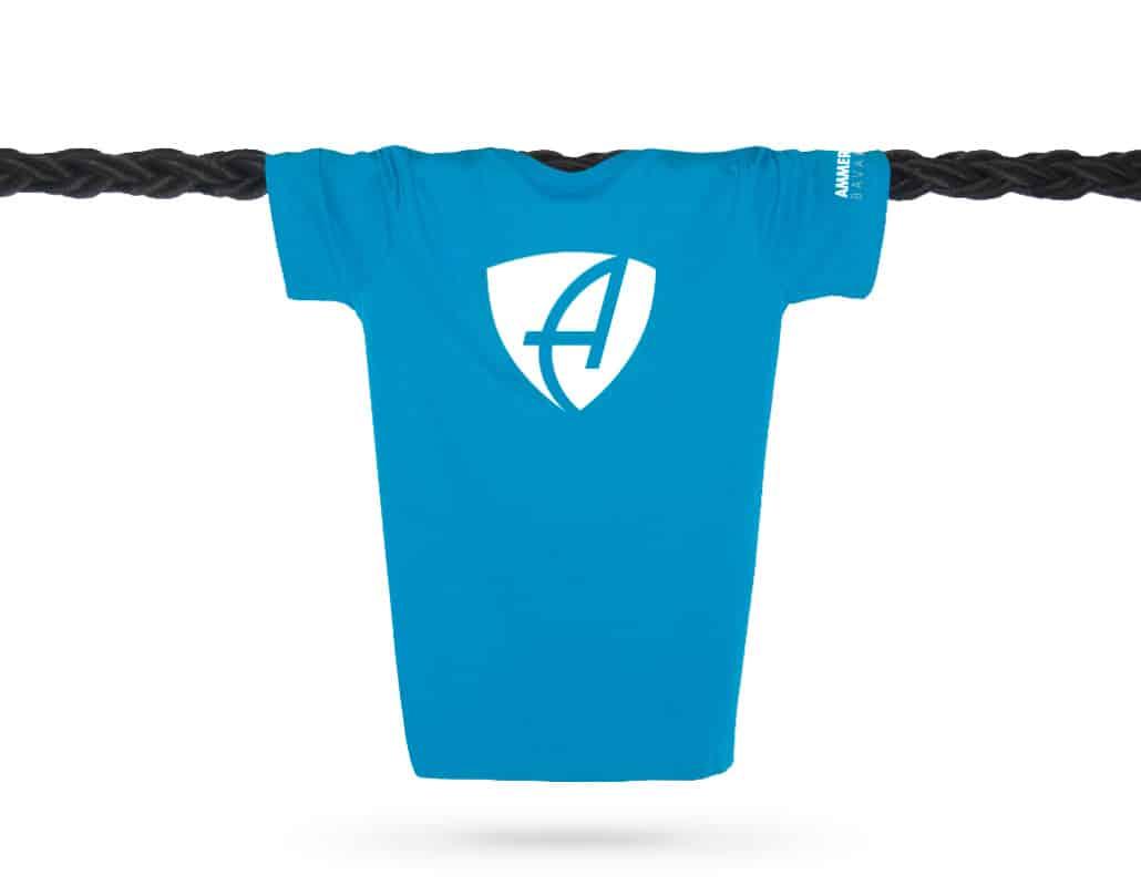 Ammersee T-Shirt aus Bayern, Deutschland