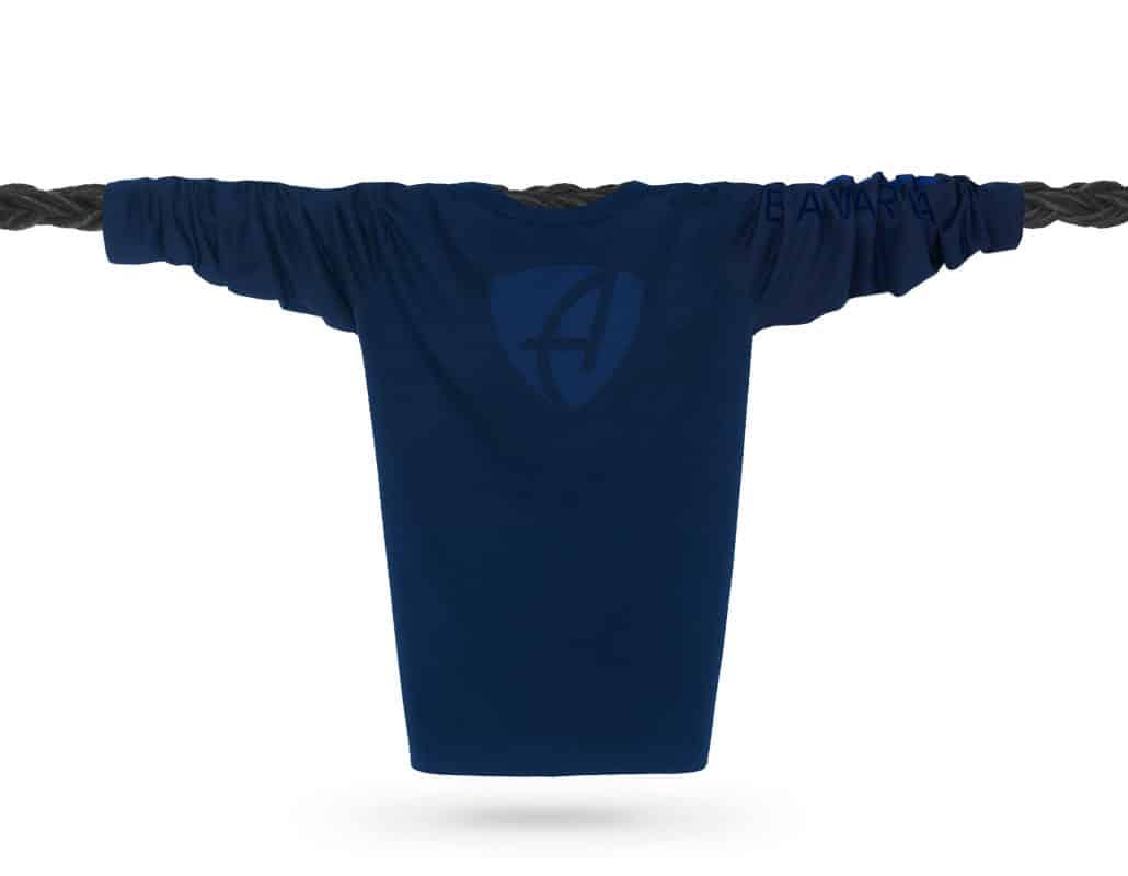 Ammersee Herren Langarm-T-Shirt aus Bayern, Deutschland